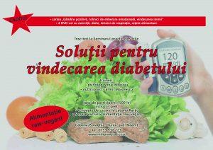 Soluții pentru vindecarea diabetului